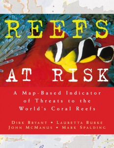 Reefs at Risk, a report of the World Resources Institute.