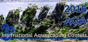The 2016 AGA International Aquascaping Contest