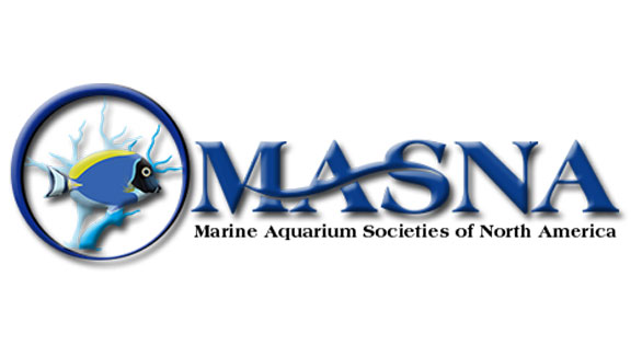 MASNA Logo - Marine Aquarium Societies of North America