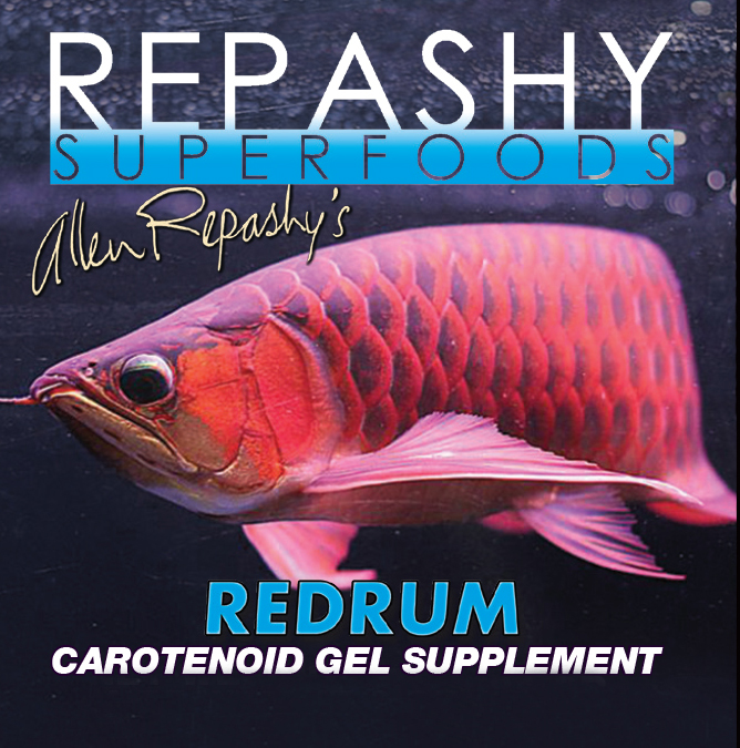 REDRUM - Carotenoid-loaded Gel Premix by Repashy Superfoods