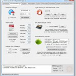 Hyperion R2+ Software - General Settings Tab