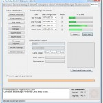 Hyperion R2+ Software - Service Tab