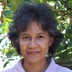 Gayatri Reksodihardjo-Lilley, image courtesy of the Indonesian Nature Federation, LINI.