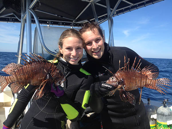 Celebrate Florida's first annual Lionfish Removal and Awareness Day May 16 with FWC and partners