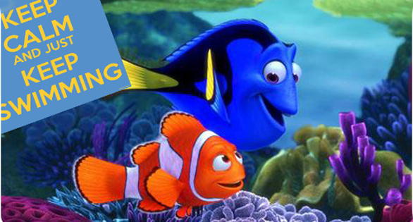 In a sequel to the tale of Nemo the clownfish, Finding Dory will appear in 2016 focusing on the Pacific Blue Tang, Dory. Image © Disney Studios.