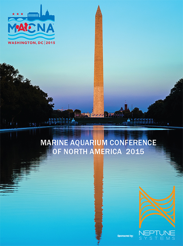 MACNA 2015 Program Guide Book Cover. Click to download PDF of this 68-page book. Courtesy WAMAS and CORAL Magazine.