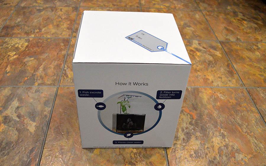 Ecocube C Box, panel 2