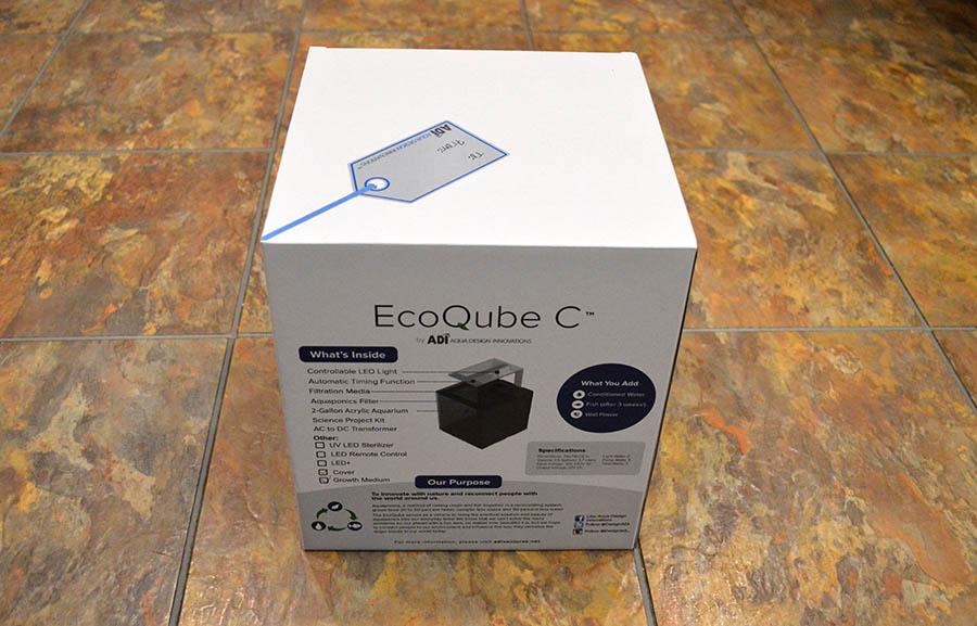Ecocube C Box, panel 3