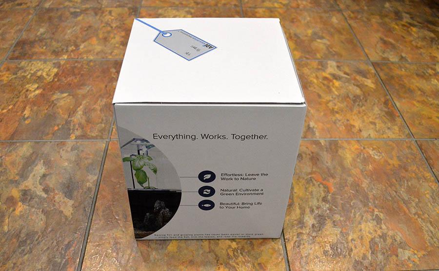 Ecocube C Box, panel 4