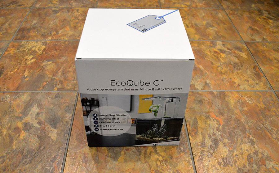 Ecocube C Box, front