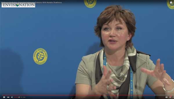 "Dr. Natalia Shakhova: ""... we consider release of up to 50 Gt of predicted amount of hydrate storage as highly possible for abrupt release at any time. That may cause ~12-times increase of modern atmospheric methane burden with consequent catastrophic greenhouse warming."" Statement by Dr. Natalia Shakhova at the General Assembly of the 2008 meeting of the European Geosciences Union. Watch a portion of that presentation: https://www.youtube.com/watch?v=kx1Jxk6kjbQ"