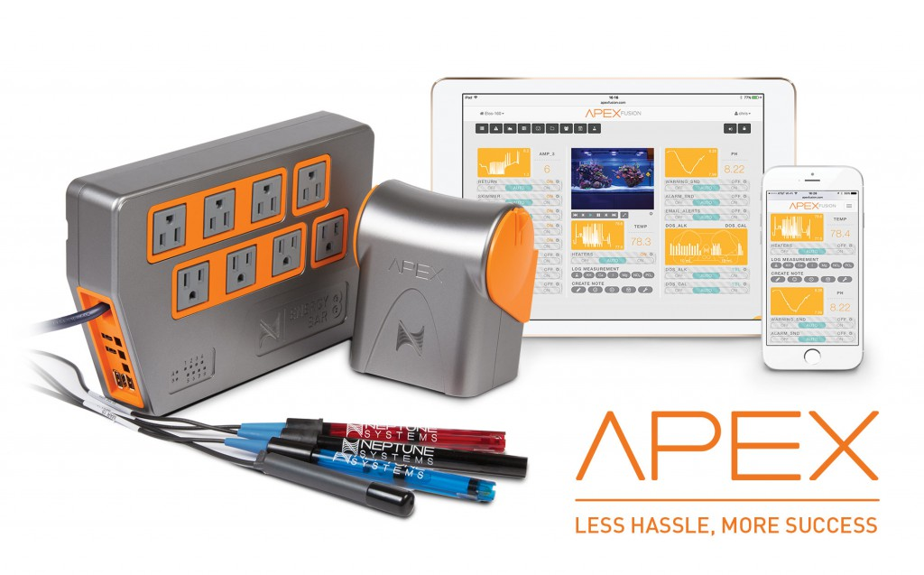 Neptune Systems announces the next generation Apex aquarium controller.