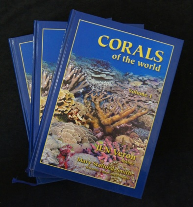 "Veron's 3-volume ""Corals of the World"""