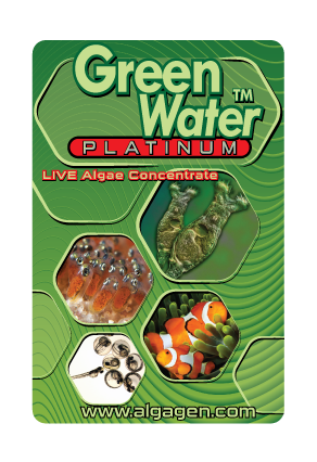 New Greenwater PLATINUM™ from AlgaGen, LLC