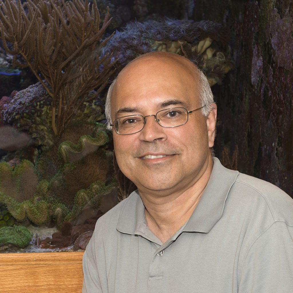 Speaker Sanjay Joshi always offers not-to-be-missed insights on lighting for reef aquaria, and is one of the several well-known presenters speaking at this year's Aquatic Experience - Chicago