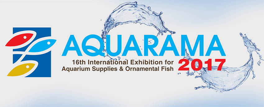 Visit www.aquarama.com.cn for more information on the exhibition