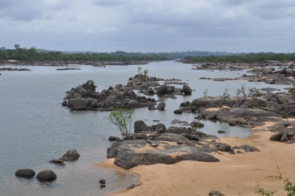 The Lower Rio Xingu - photo courtesy PlanetXingu / PlanetCatfish.com
