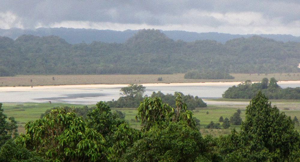 The Ayamaru Lakes - image courtesy Save Ayamaru Lakes / M. Salossa