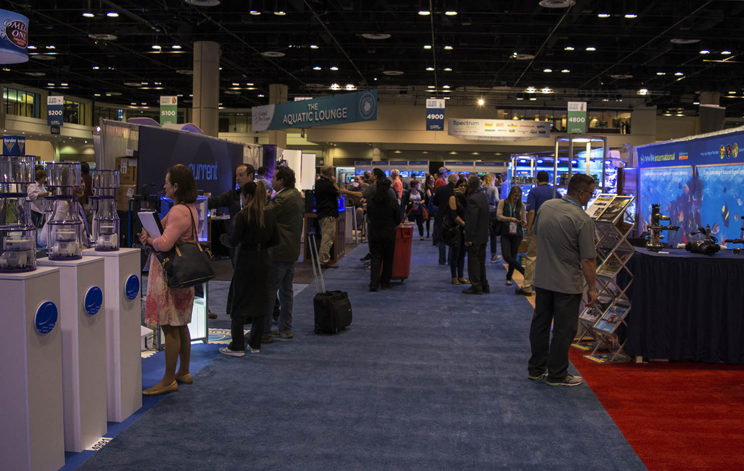 As an industry-only show, Global is a major meeting place for distributors, manufacturers, and retailers