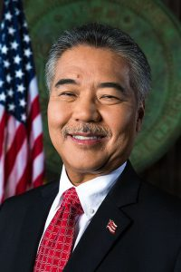 Hawaii Governor David Y. Ige. Image by Dallas Nagata White | CC BY-SA 4.0