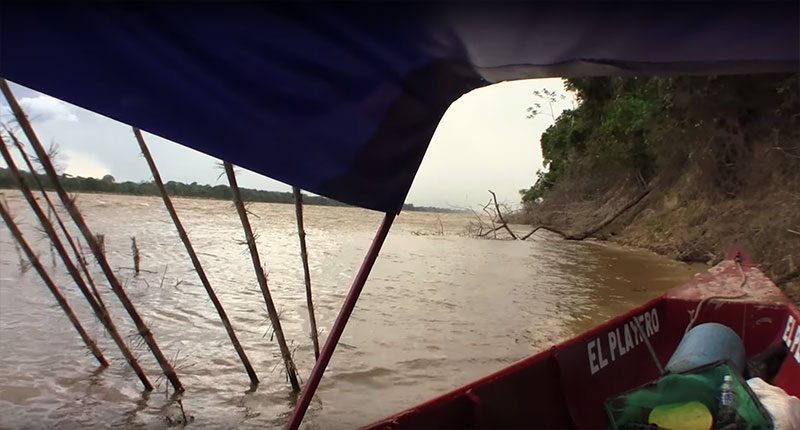 With a violent storm shutting down all movements on the river, the team's future is in limbo.