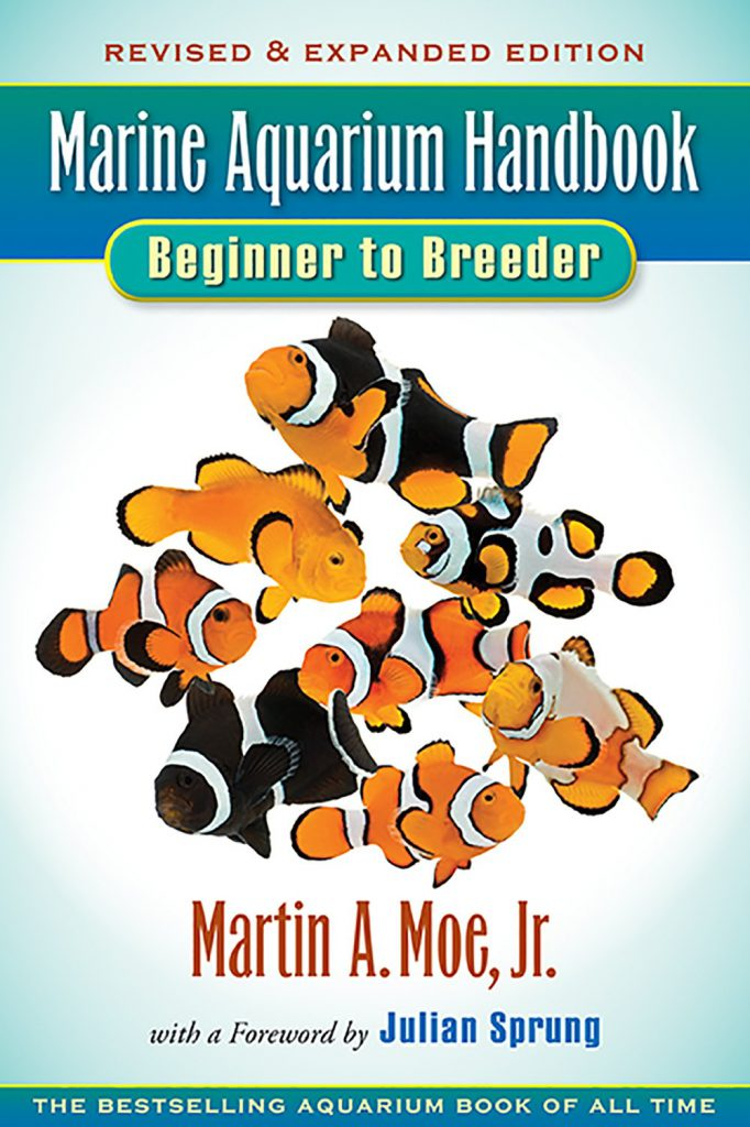 Author Martin A. Moe, Jr., author and research scientist, based in Islamorada, FL