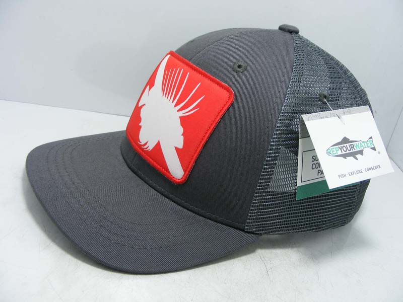 Purchases of the new lionfish hat help benefit lionfish awareness and removal efforts.