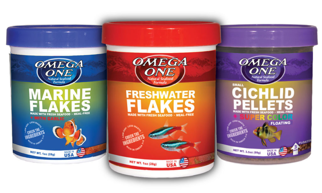 A look at three new packaging designs from Omega One, due to arrive at stores in August 2018.