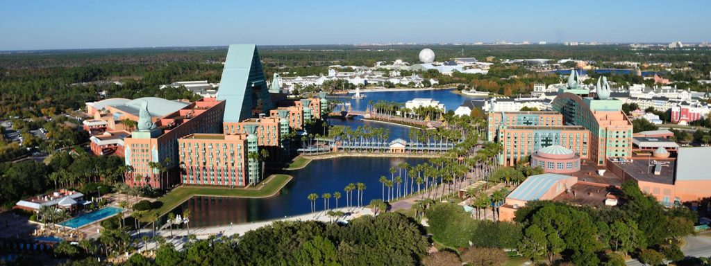 Walt Disney World Swan & Dolphin Resort, the location of MACNA 2019.