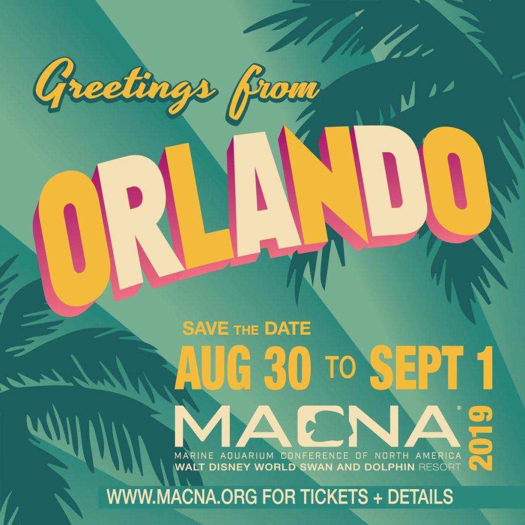 MACNA 2019 - Orlando, FL - Save the Date - August 30th to September 1st.