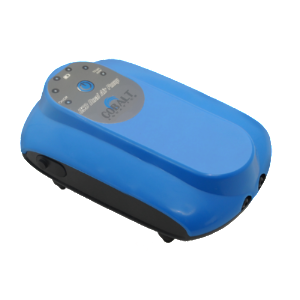 The Dual Port USB Air Pump can power multiple tanks in the event of a power outage.