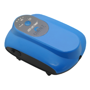 The Single Port USB Air Pump is ideal as an everyday air pump with battery backup peace of mind.