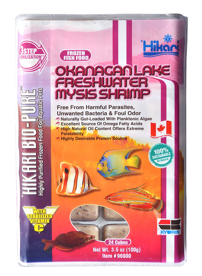New Hikari Bio-Pure® Lake Okanagan Freshwater Mysis Shrimp