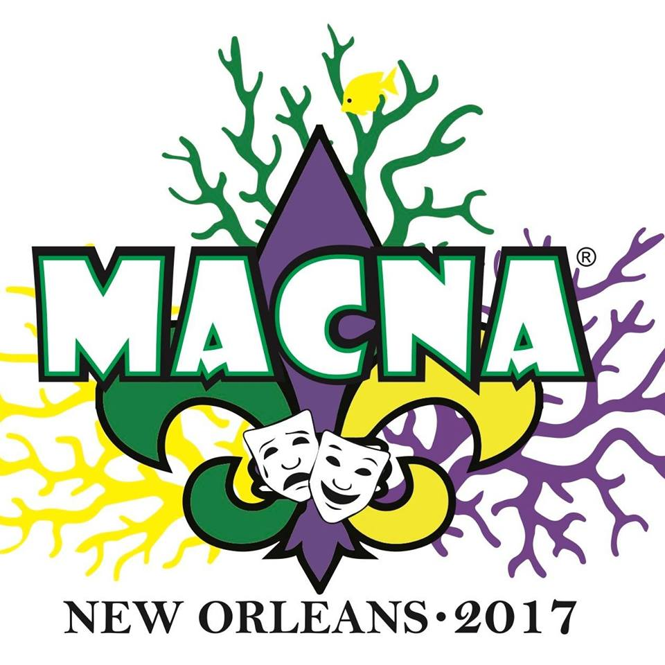 Watch the presentations from MACNA 2017, New Orleans