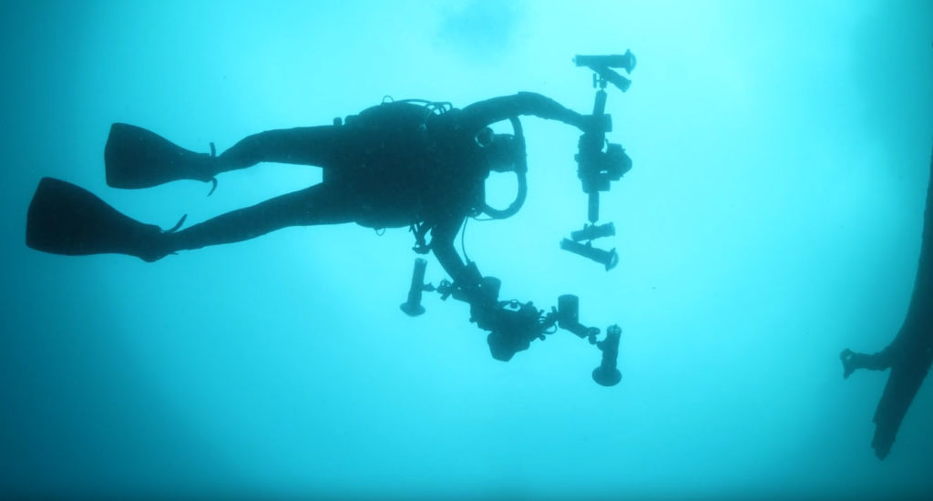 Be sure to watch Reef Patrol's underwater camera housing video before making a purchase!