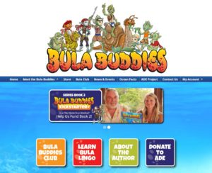 The online Bula Buddie club and educational website - visit now!