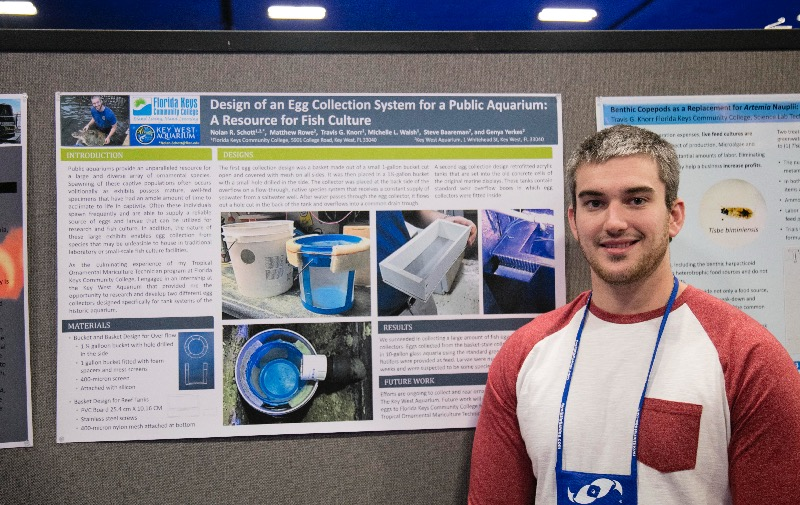 Nolan Schott, MACNA 2018 Scientific Poster Session