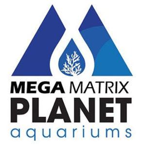 Look for the MEGA Matrix logo.