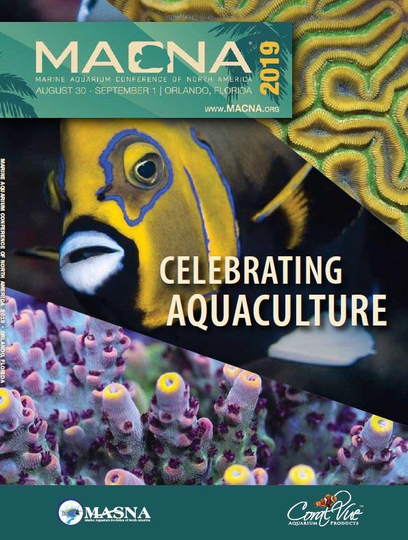 The Official 2017 MACNA Program Guide Book - Celebrating Aquaculture