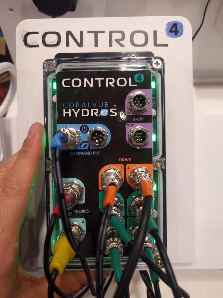 HYDROS Control 4 at MACNA 2019