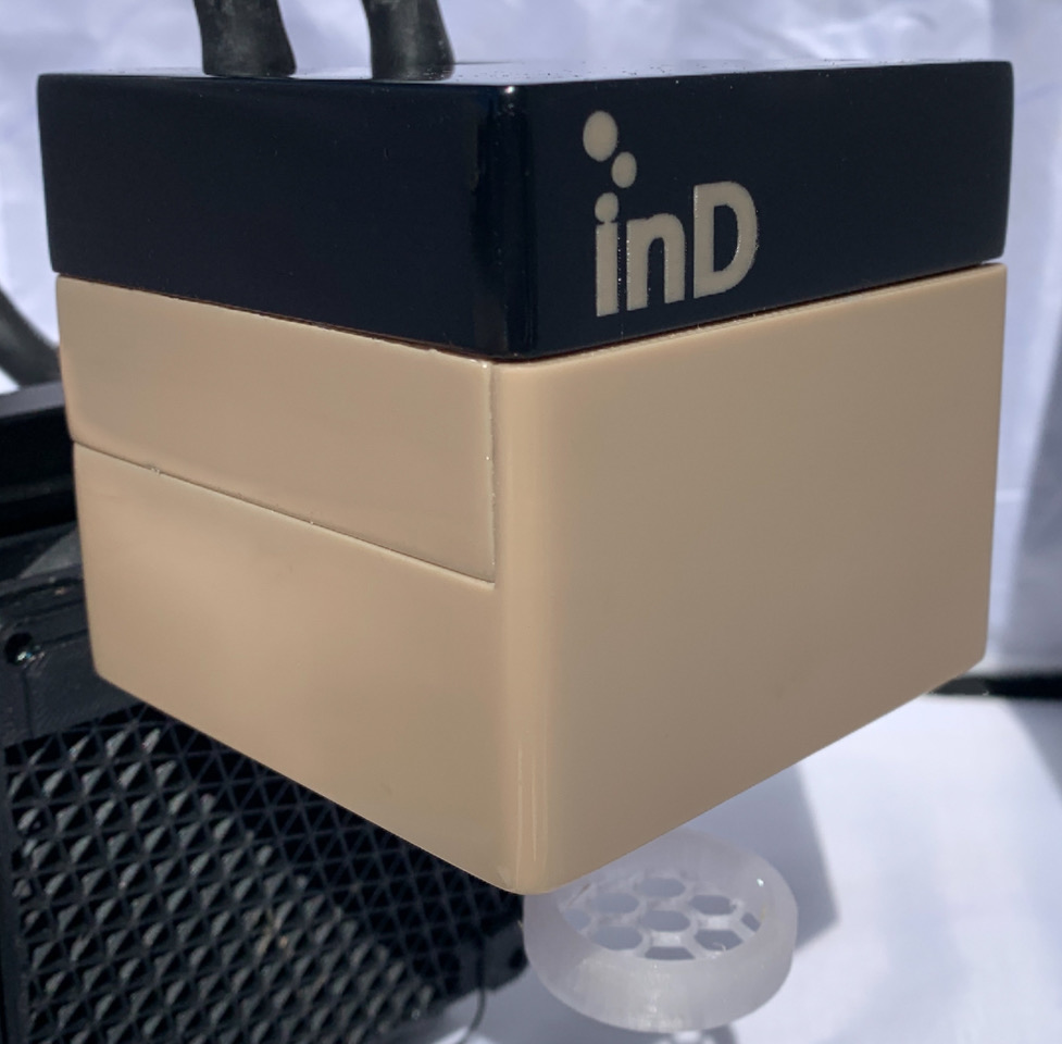 inD Creations Announces Prototype Auto Frozen Fish Food Feeder, the aF⁴