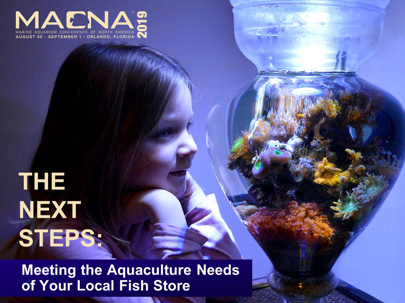 "Watch Matt Pedersen present ""The Next Steps: Meeting the Aquaculture Needs of Your Local Fish Store"" from MACNA 2019."