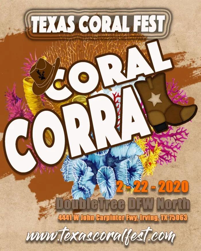 Texas Coral Fest 2020