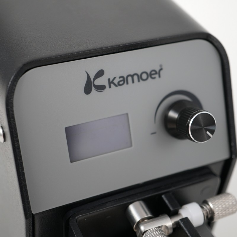 A simplified manual user interface and design aesthetic are another change over the previous Kamoer FX-STP.