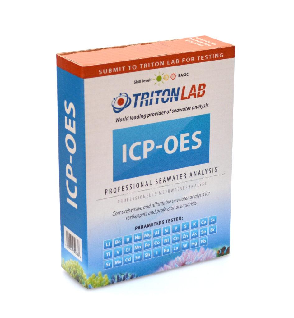 Triton Labs - Single test of 36 saltwater parameters: $49.00