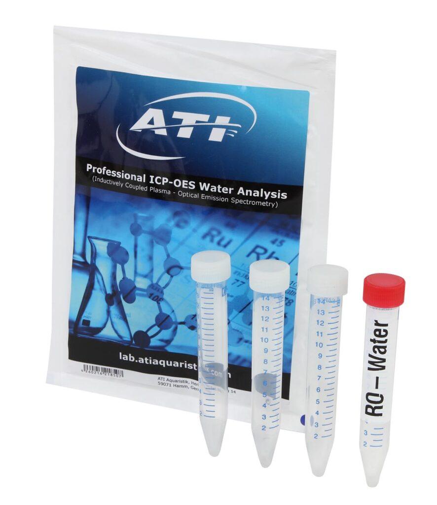 ATI Aquaristik - Single test of 42 saltwater parameters: $44.99