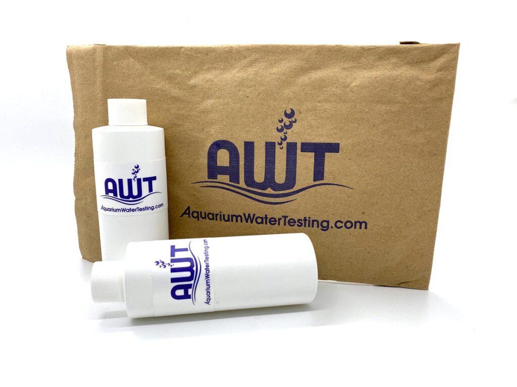 Aquarium Water Testing (AWT) - Single test of 14 saltwater parameters: $46.99