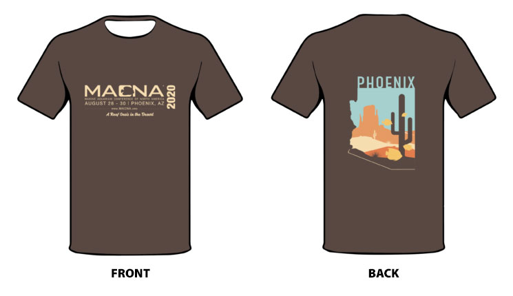 MACNA 2020 Limited Edition Apparel—Shop Now!
