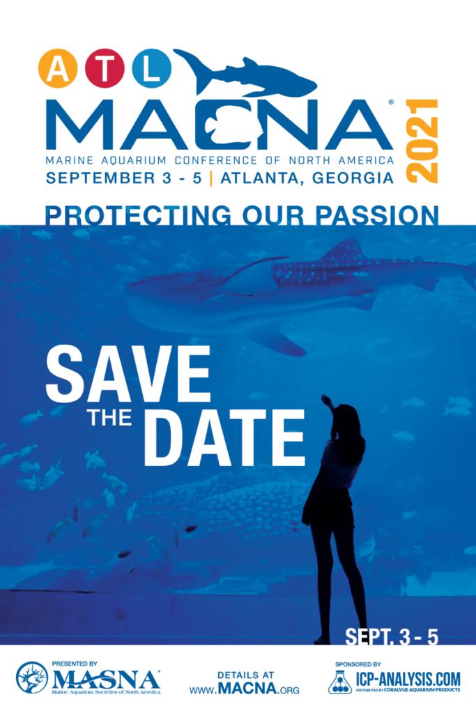 Save the date - MACNA 2021, September 3-5 in Atlanta, Georgia.