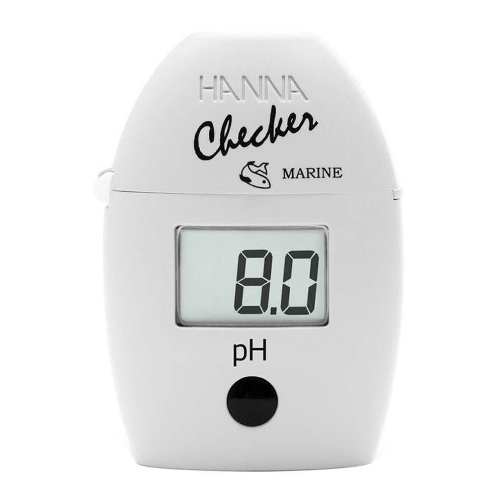 A new Marine pH Checker is coming to Hanna Instruments' line of handheld colorimeters.